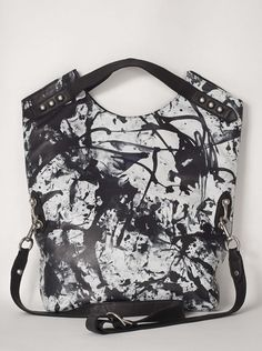 69bb9100f17a marsupial fold over shopper - Moth and Crow