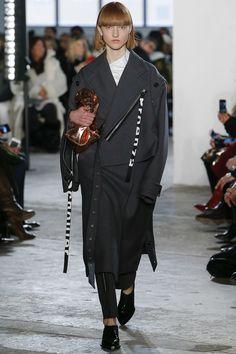 Proenza Schouler Fall 2017 Ready-to-Wear Collection Photos - Vogue