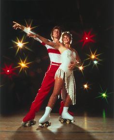 Roller Boogie-1979...Linda Blair......I remember going to the drive in to watch this :)