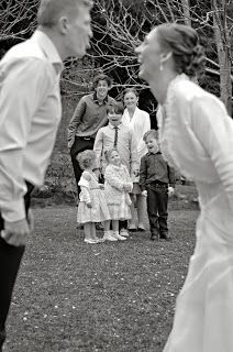A Very Blended Family: Blended Family Wedding Vows