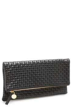 Clare+V.+Foldover+Clutch+available+at+#Nordstrom