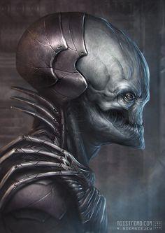 Alien 208 by noistromo.deviantart.com on @DeviantArt