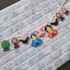 ハンドメイドマーケット+minne(ミンネ)|+ひな祭りガーランド☆