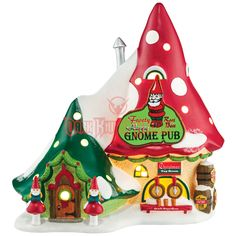 department 56 north pole series | The Happy Gnome Pub - North Pole Series by Department 56 - EN-4044836 ...