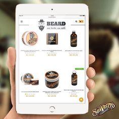 #Repost @suavecitopomadebrasil ・・・ Agora você também encontra os produtos Suavecito no site www.beard.com.br ! É só digitar no campo de busca e pronto! Dá uma sacada que tem muita novidade por lá!