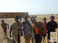 Schüler in Barga | solar-afrika.de