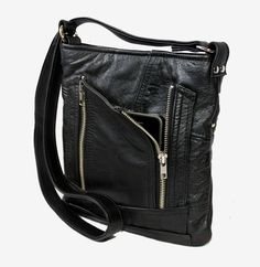 Uptown Redesigns: Recycling an American Legend: Transforming a Harley Davidson Leather Jacket into Upcycled Leather Handbags