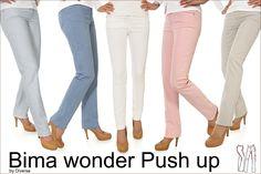 BIMA push-up broek by Diversa