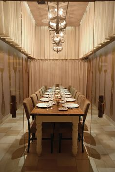 Ella Dining Room Bar By UXUS Private Luxury