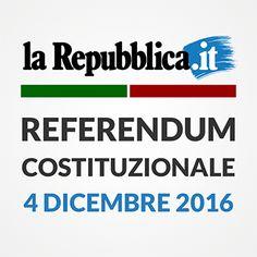 L'Italia decide, i Sì e i No alla legge Boschi-Renzi. Il voto per regione, provincia e comune. Tutti i risultati