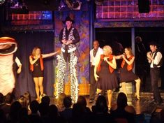 Esther's Follies - Austin - Reviews of Esther's Follies - TripAdvisor.  Not only does Esther's create political humor, both national and local, but there is a great magician.