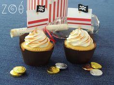 Zoé Bakes Pirate Ship Cupcakes. https://www.facebook.com/zoebks