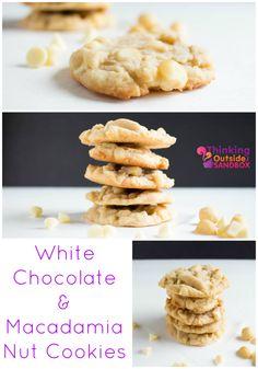 Pinterest the world s catalog of ideas for White chocolate macadamia nut cookies recipe paula deen
