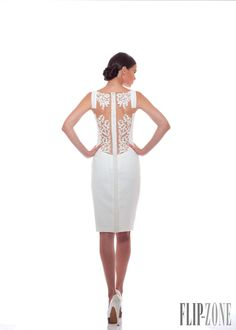 Georges Chakra - Prêt-à-porter - Primavera-Verão 2014 - http://pt.flip-zone.com/fashion/ready-to-wear/fashion-houses-42/georges-chakra-4520
