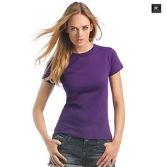 awesome T-shirt B&C Women