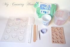 MY COUNTRY HOME: TUTORIAL GESSI PROFUMATI