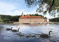 Das Kloster Weltenburg ist die weltweit älteste Klosterbrauerei.