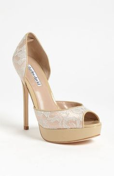 For the Bridal party???     $159.90  Charles David 'Acanthus' Pump (Online Exclusive)   Nordstrom