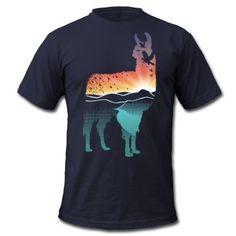 Inspired by Phish's song Llama.
