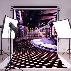 Amazon.com : SUSU 5x7ft/1.5x2.2m Photography Backdrops Colorful Stage Background Lighting Backdrop Shoot Wrinkles Free : Electronics Stage Background, Lights Background, Glitter Backdrop, Photography Backdrops, Colorful, Electronics, Lighting, Amazon, Studio