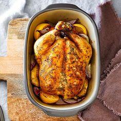 Juiciest Roast Chicken - The Pampered Chef®
