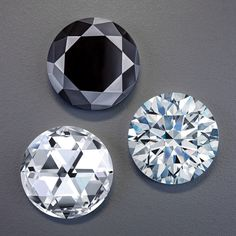 """WHICH DIAMOND PAINTING IS YOUR FAVORITE? Comment below   """"Carrie"""" the #BlackDiamond (top) """"Rose"""" the #RoseCutdiamond (left) """"Catherine"""" the #BrilliantCutDiamond (right)  Purchase these at angiecrabtree.com!"""