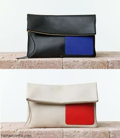 New Celine bags from summer 2014 collection