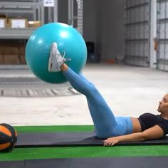 Fitness Workouts, Zumba Workout Videos, Gym Workout For Beginners, Fitness Workout For Women, Sport Fitness, At Home Workouts, Fitness Tips, Fitness Motivation, Exercices Swiss Ball