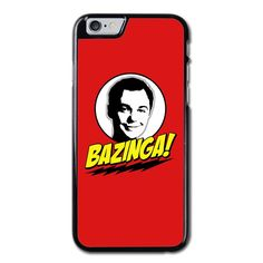 Bazinga Phonecase for iPhone 6/6S Brand new.Lightweight, weigh approximately 15g.Made from hard plastic, also available for rubber materials.The case only covers the back and corners of your phone.This case is a one-piece case that covers the back and sides of the phone. There is no front for the case.This is a non-peeling nor a non-fading print. Meaning, over time it will continue to look just as amazing as it did when you first received it.