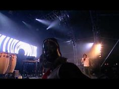 Basement Jaxx - Wheres Your Head At ( Glastonbury 2004 Live ) - YouTube