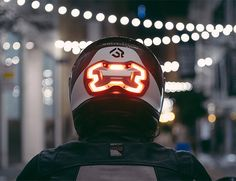 BrakeFree is the Smart Brake Light for Motorcyclists  BrakeFree is an ultra-bright smart LED brake light that mounts onto the back of your helmet and has built-in sensors that automatically light up to let other drivers know whenever you're braking, engine braking, or downshifting. Unlike your bike's taillight, BrakeFree is at eye level, so it's easier to see. It's an additional safety feature—motorcyclists need those—and it requires no wired installation or connected apps. A funded…