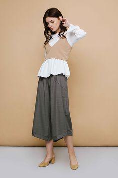 Midi Skirt, Fall, Skirts, Clothes, Vintage, Style, Fashion, Autumn, Moda