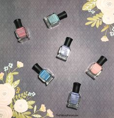 Deborah Lippmann Touch Me in the Morning Collection - The Polished Pursuit Bangkok, Deborah Lippmann Nail Polish, Touch Me, Airsoft, Wordpress, Collection