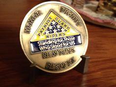 New York Challenge Coin