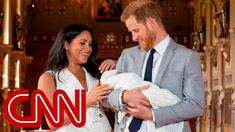 The Duke and Duchess of Sussex give a first glimpse of their firstborn child. Cnn News, Duke And Duchess, Try Again, Baby Boy, Children, Boys, Young Children, Baby Boys, Kids