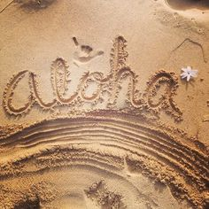 beach, hawaii and Aloha image on We Heart It Aloha Hawaii, Hawaii Life, Hawaii Travel, Kauai Vacation, Blue Hawaii, Island Girl, Big Island, Voyage Hawaii, Paradis Tropical