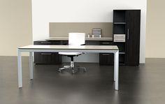 Watson Desking : Miro. From Watson Furniture Group.