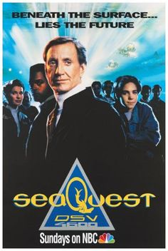 Top 25 Sci-Fi TV Shows Countdown: # 22 Seaquest DSV
