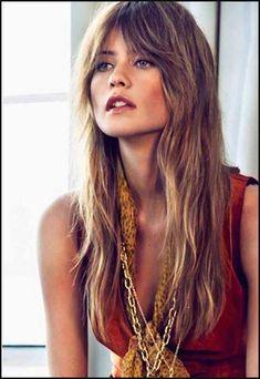 114 best Shag haircuts images on Pinterest | Layered hairstyles ... | Einfache Frisuren