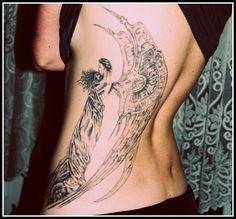 tattoo Luis Royo