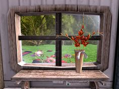 Traa Ferryshyn Wohnzimmerfenster