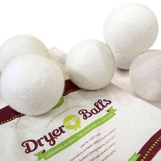 23 Gifts to Help Others Save: Dryer Balls