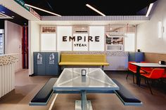 Empire Steaks, Melbourne Australia - Brandworks (www.nikkiweedon.com)