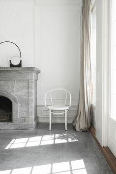 TDC: Photo of Jonas Bjerre-Poulsson's home by Christian Andersen via Freunde von Freunden