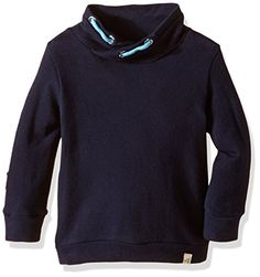 Burt's Bees Kids Boys' Applique Loose Pique Sweatshirt >>> Check this awesome image @