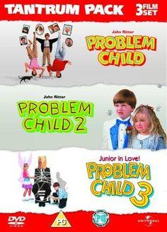 Problem Child 1, 2 and 3 (John Ritter R.I.P.)