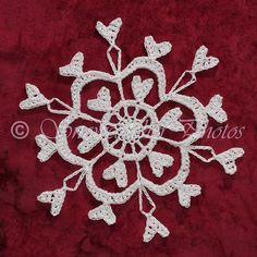 Century Snowflake II from Snowcatcher blog. Instructions on blog.