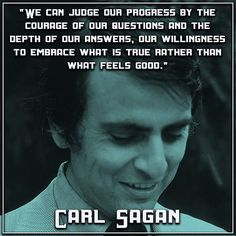 Carl Sagan quotes and captions including For small creatures such as we the vastness is bea; Words Quotes, Wise Words, Life Quotes, Sayings, Reality Quotes, Attitude Quotes, Quotes Quotes, Wisdom Quotes, Carl Sagan