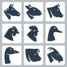 13 Vector Cow Icon Images - Cow Head Silhouette Free Graphics, Vector Cow Silhouette Clip Art and Cow Shape Sheep Logo, Cow Logo, Silhouette Clip Art, Animal Silhouette, Cow Icon, Doodle Drawing, Art Drawings For Kids, Animal Heads, Free Graphics