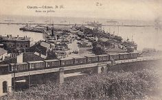 Odessa harbour WWI 1916? by Jens-Olaf, via Flickr